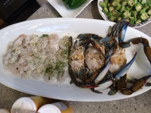 Future Seafood Gumbo
