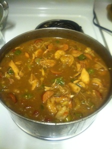 Seafood Okra Gumbo