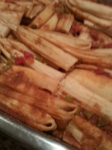 Mexican Hot Tamales